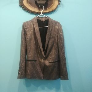 Free People blazer size M in EUC